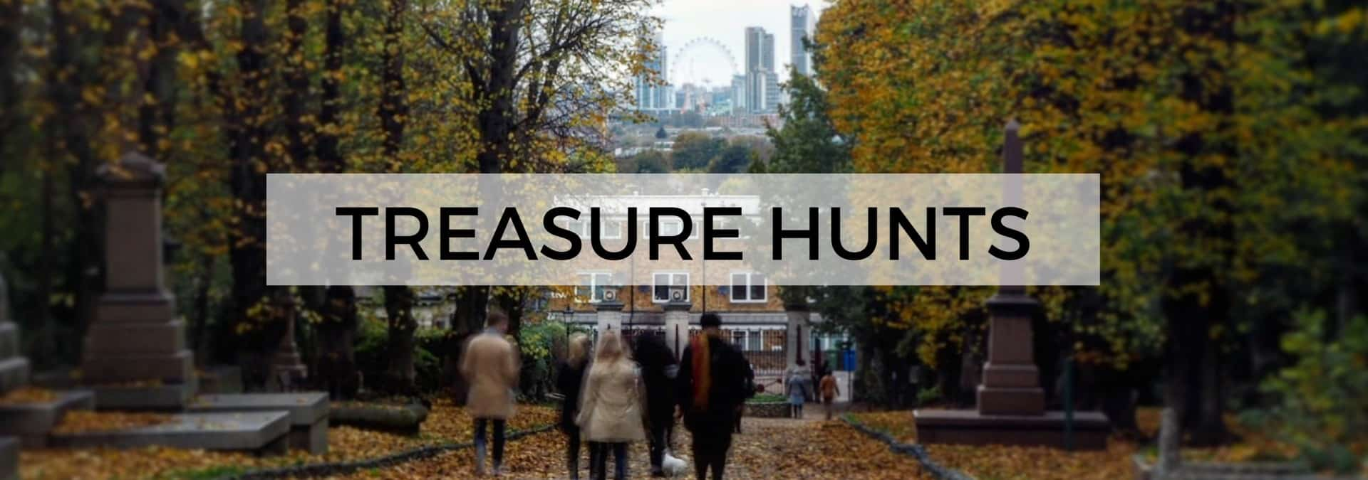 London Treasure Hunts