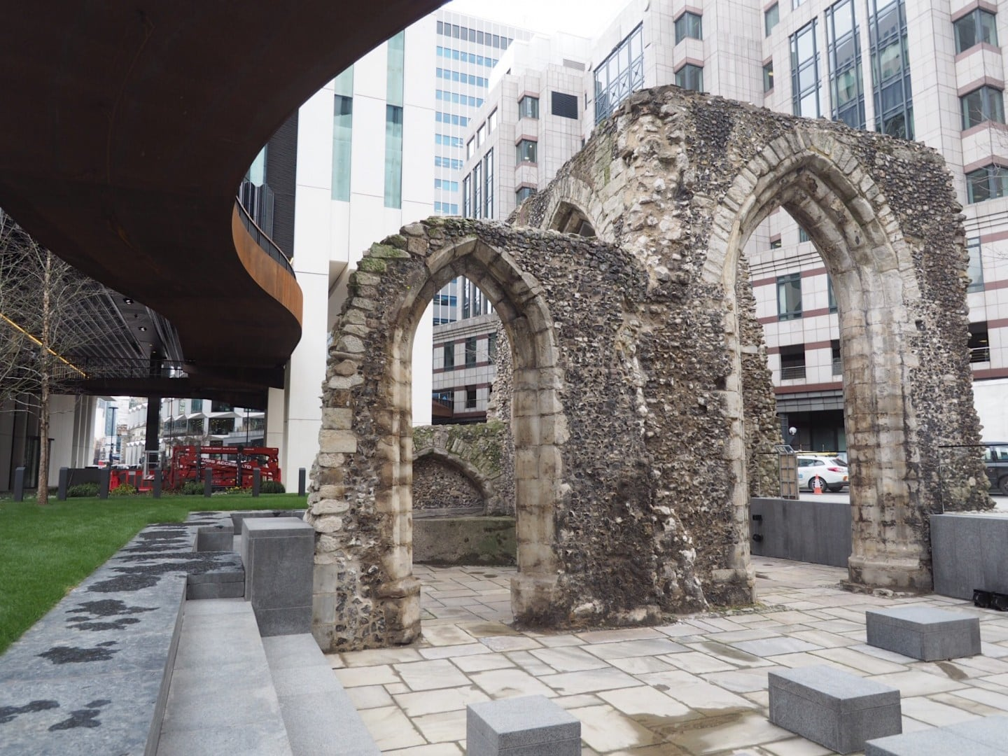 St Alphage London Wall