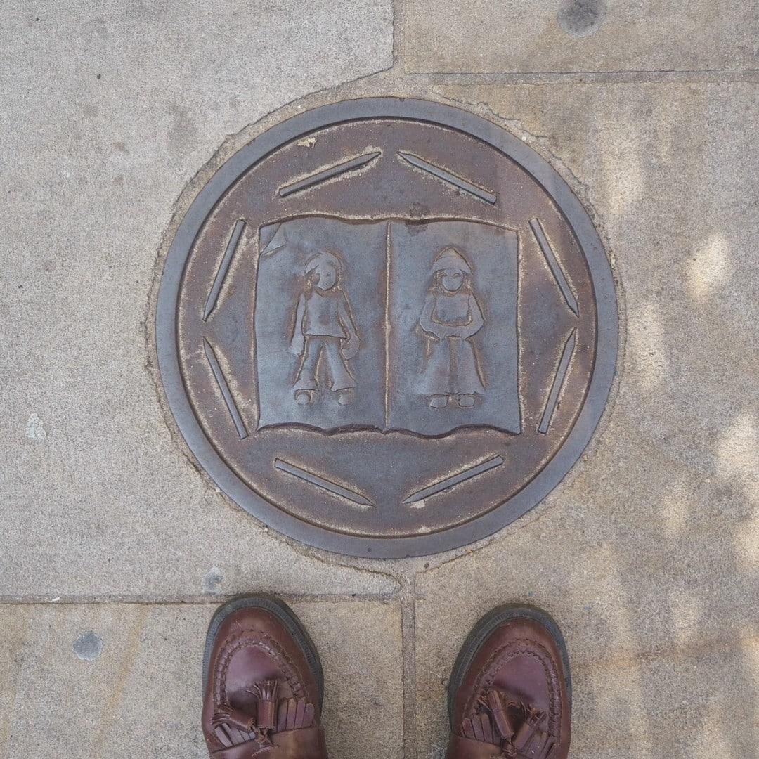 Spitalfields Roundels