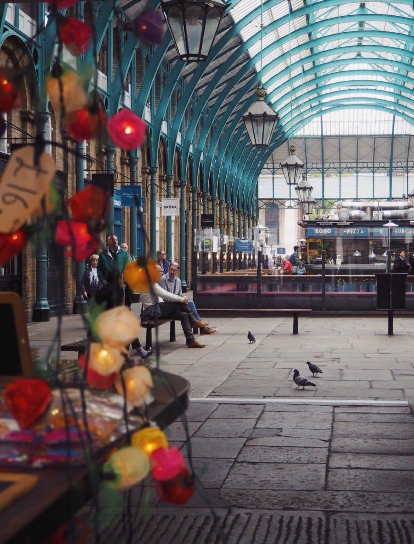 Covent Garden Walking Tour