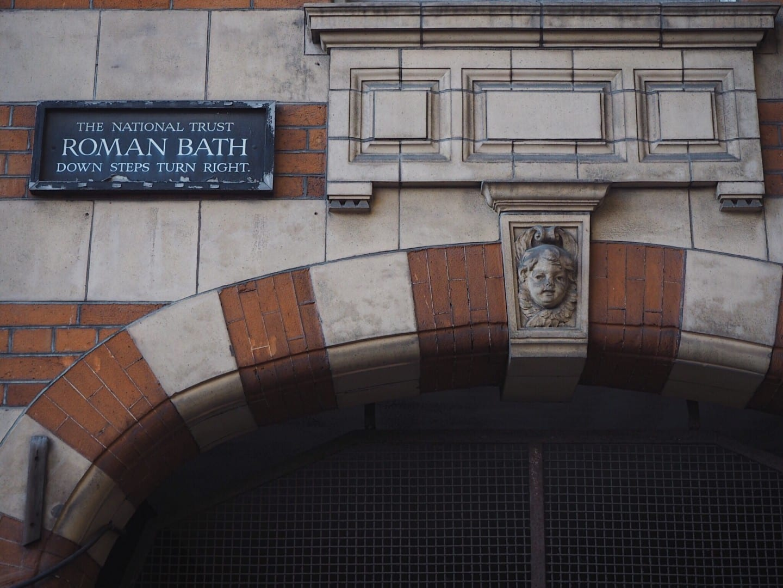 Strand Lane Roman Bath