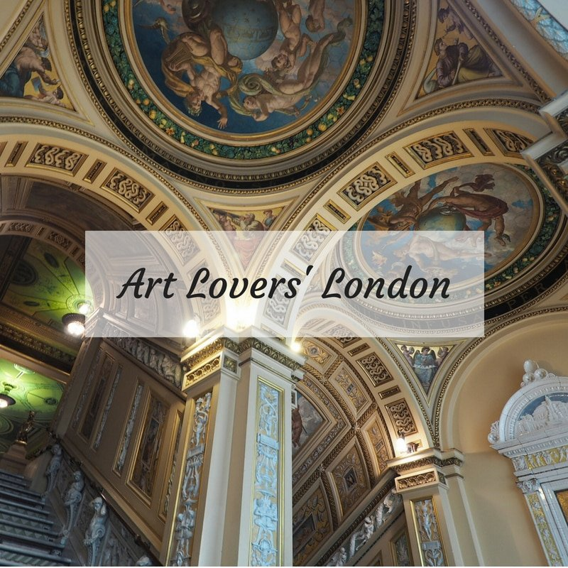Private Tour of London Art Galleries