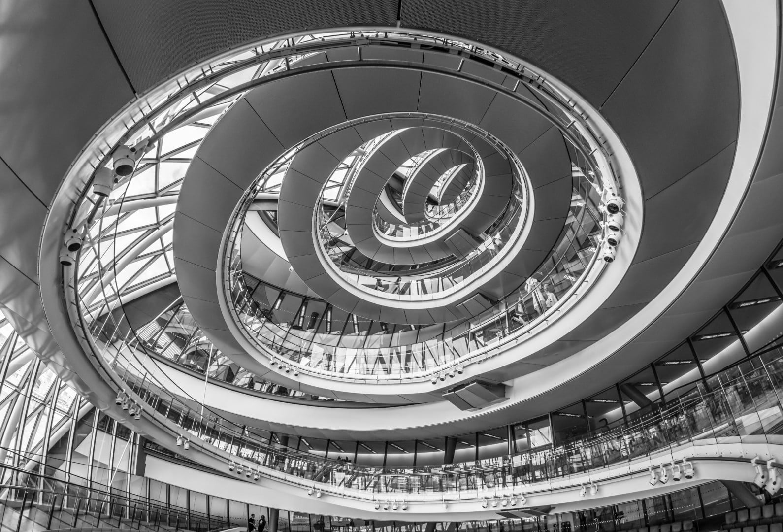 Best London Spiral Staircases