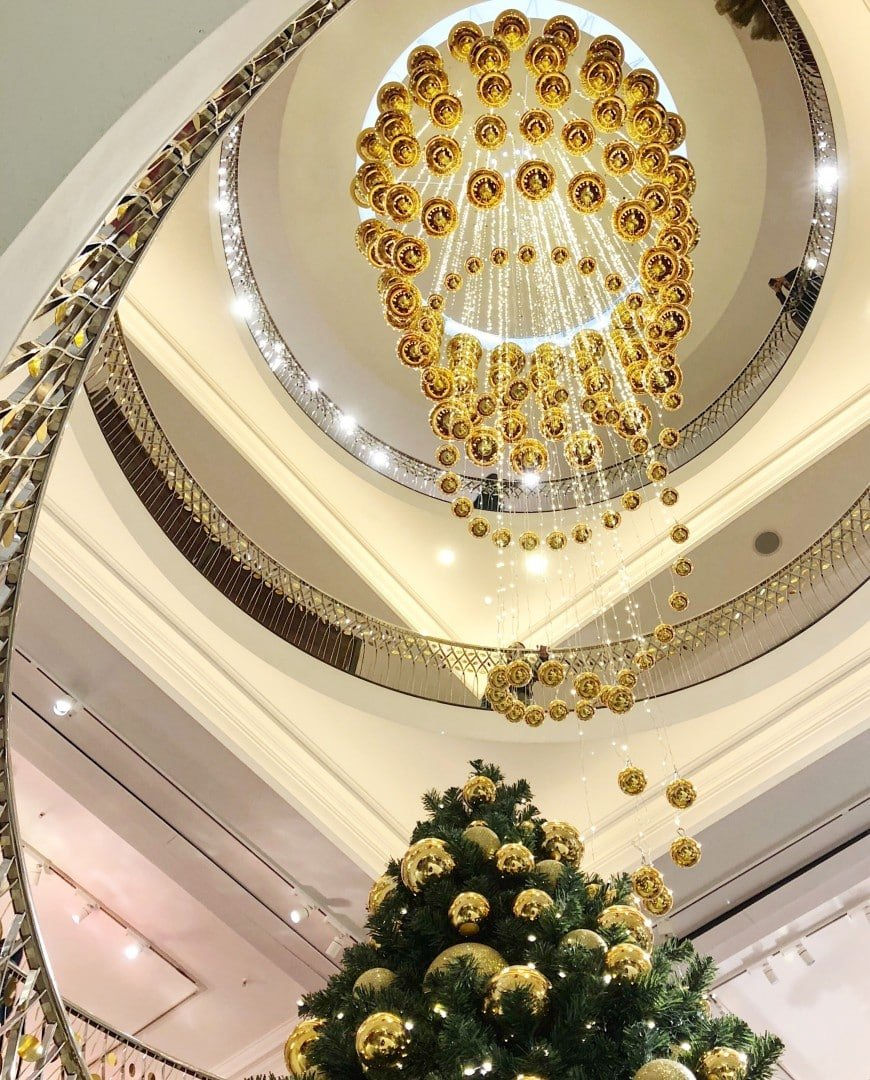 London Spiral Staircase