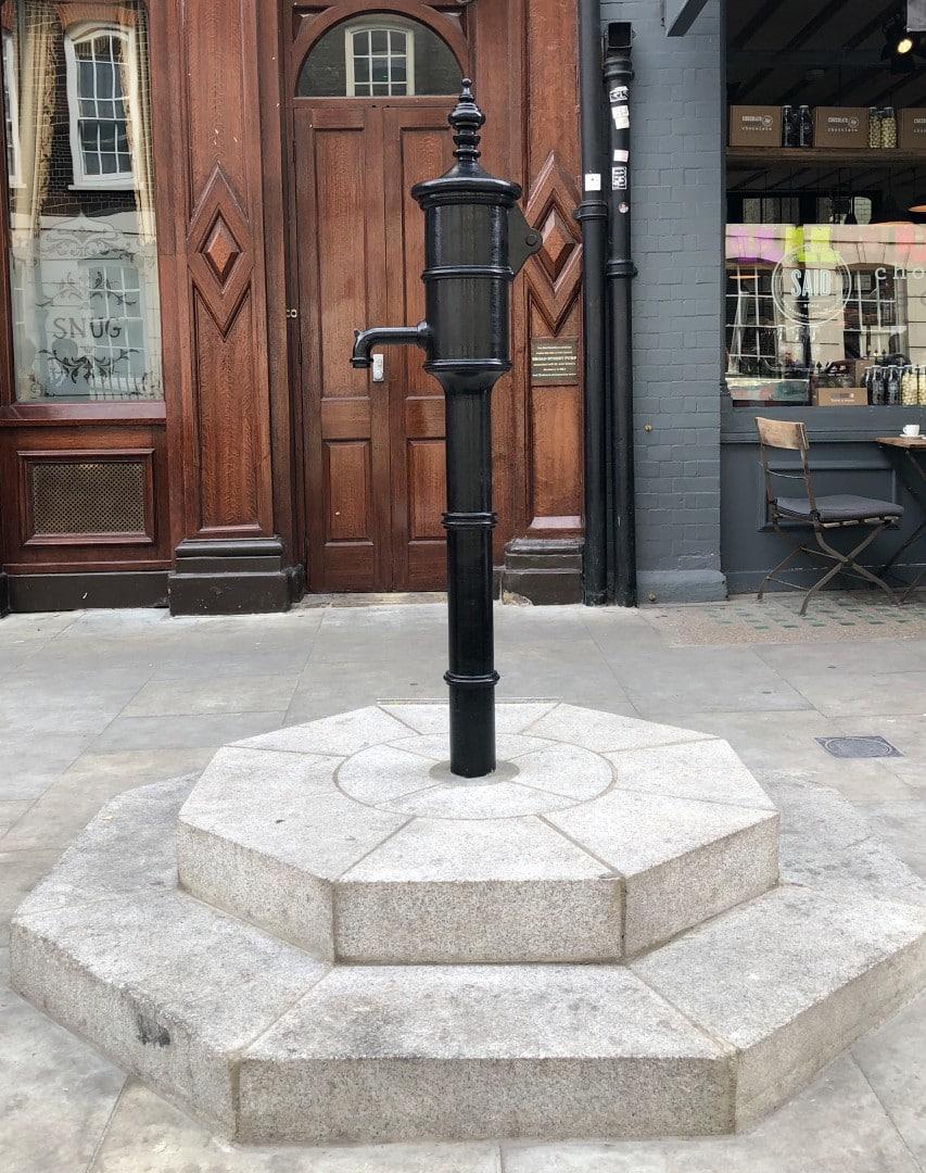John Snow Water Pump