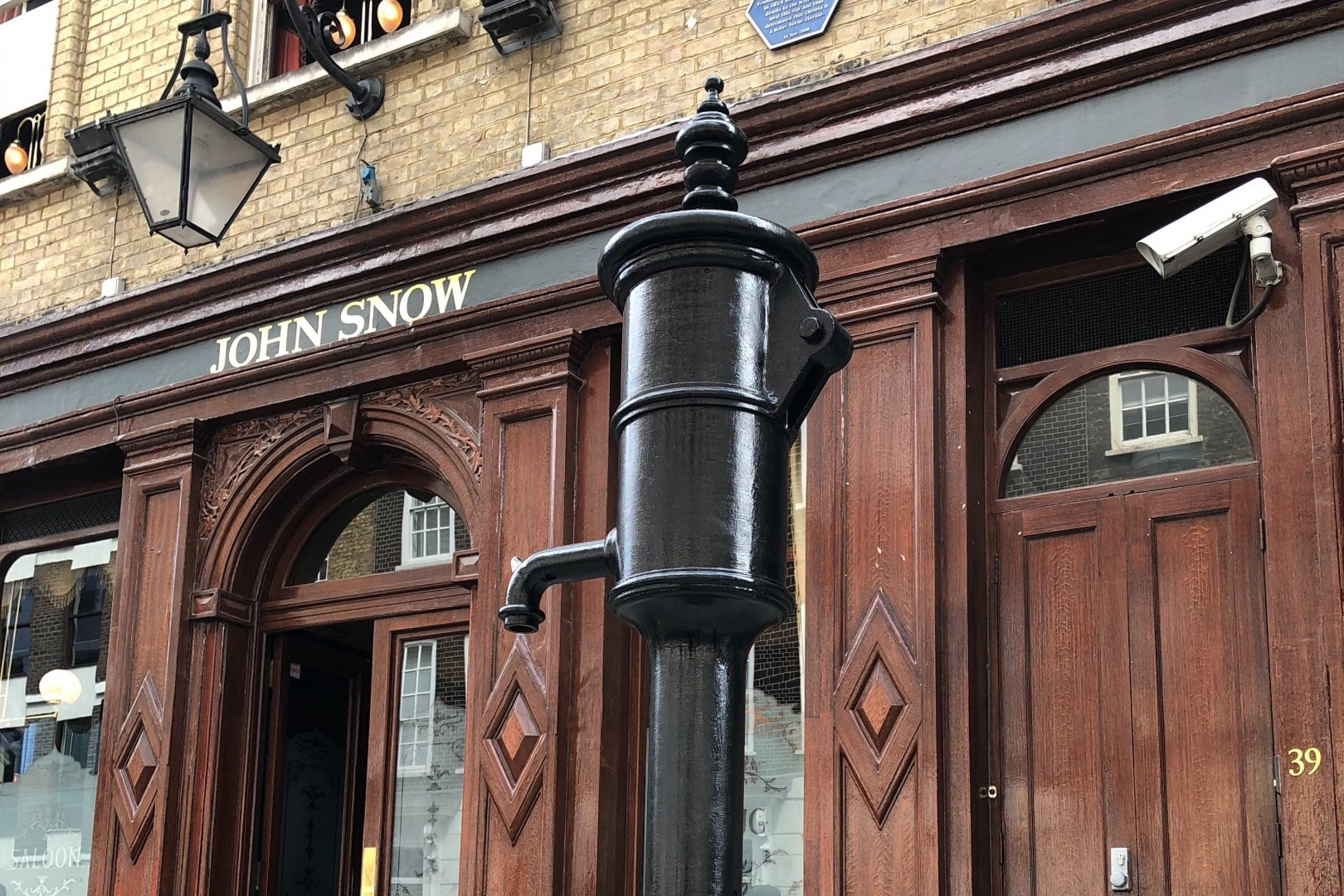 John Snow Water Pump
