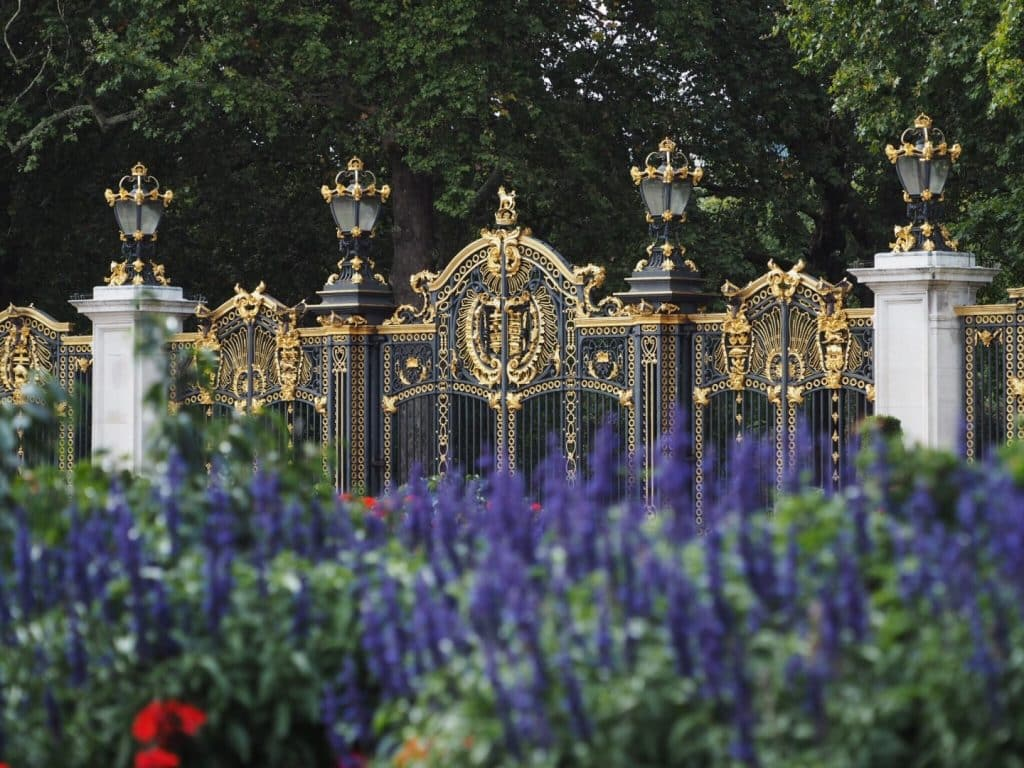 Buckingham Palace Gates
