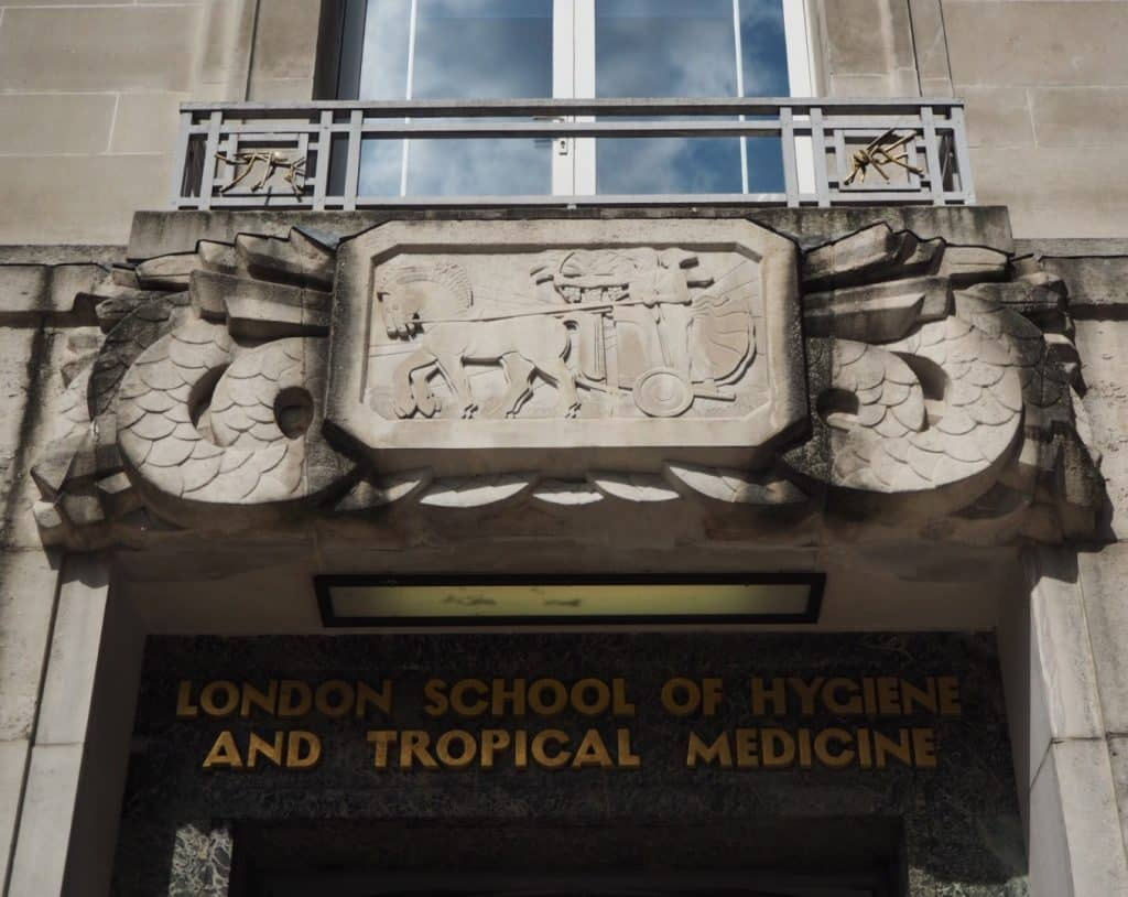 london school of hygiene and tropical medicine