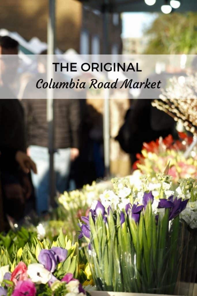 Original Columbia Road Market
