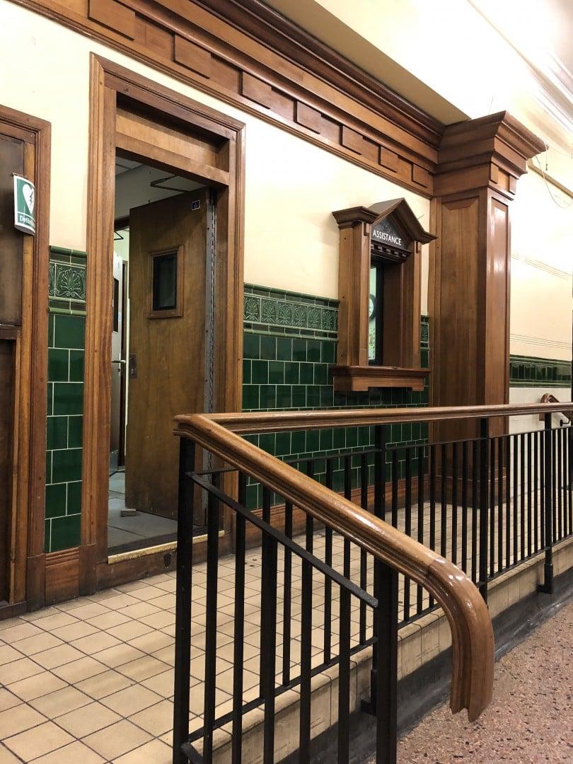 Aldwych Ghost Station