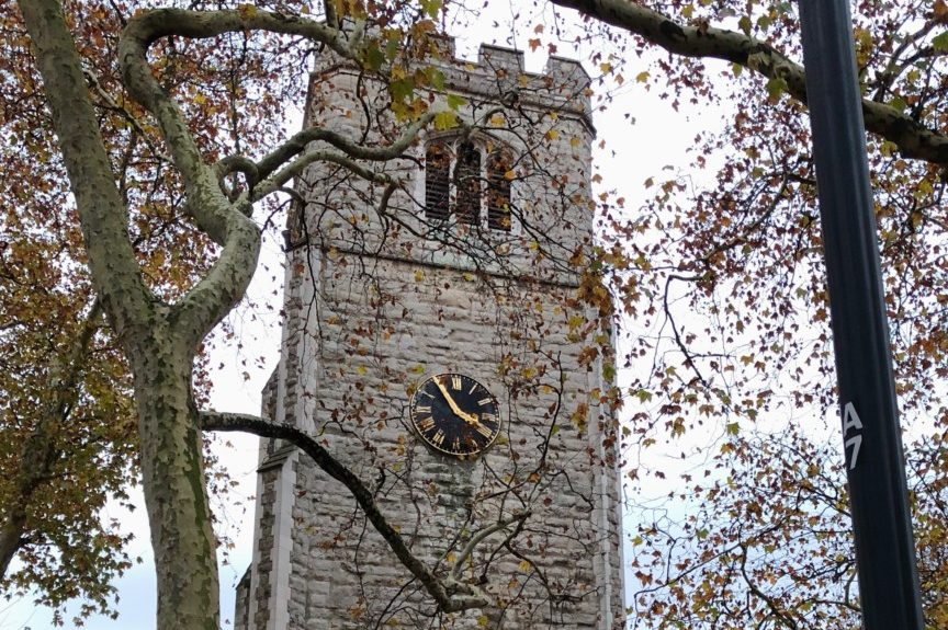 Hackney Church Tower