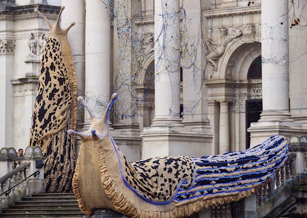 Tate Britain Slugs