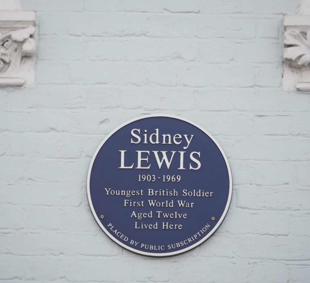 Weird London Blue Plaques