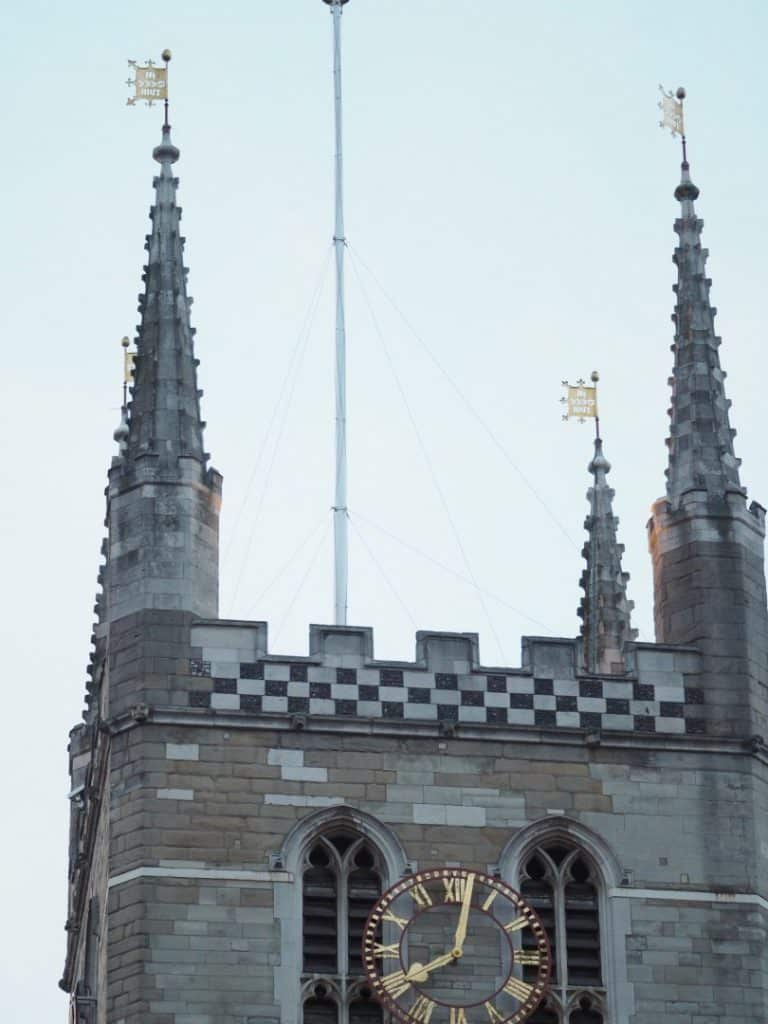 Southwark Cathedral Tower