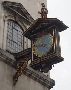 Best London Clocks