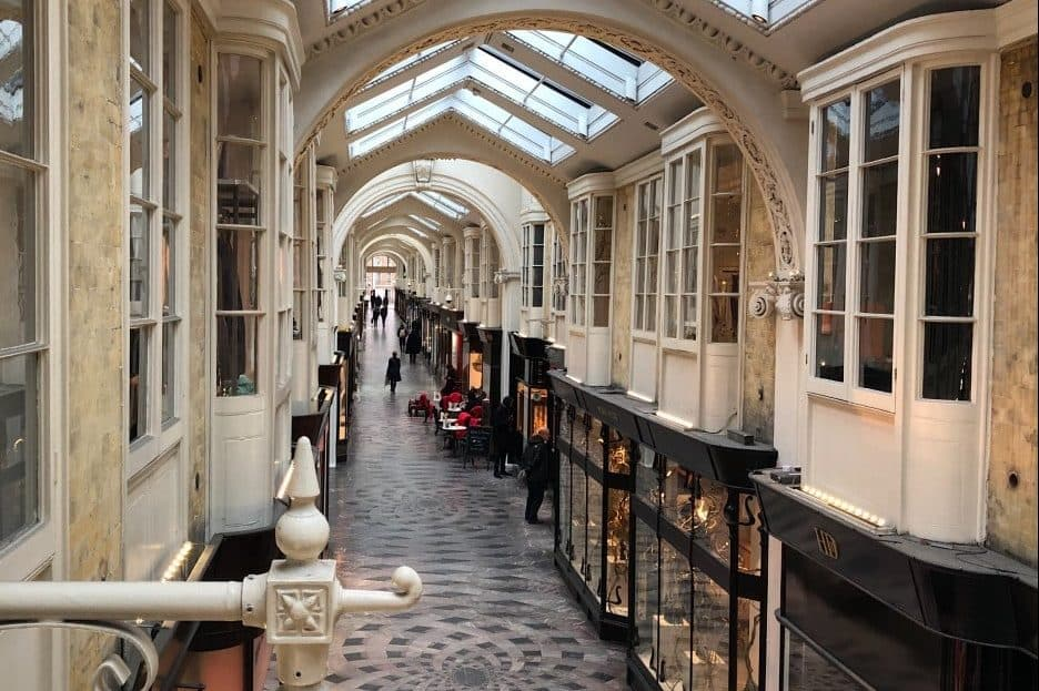 London Tours of Burlington Arcade