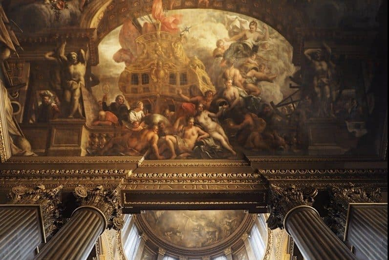 Painted Hall Walking Tours