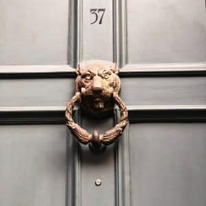 Spitalfields Door Knockers