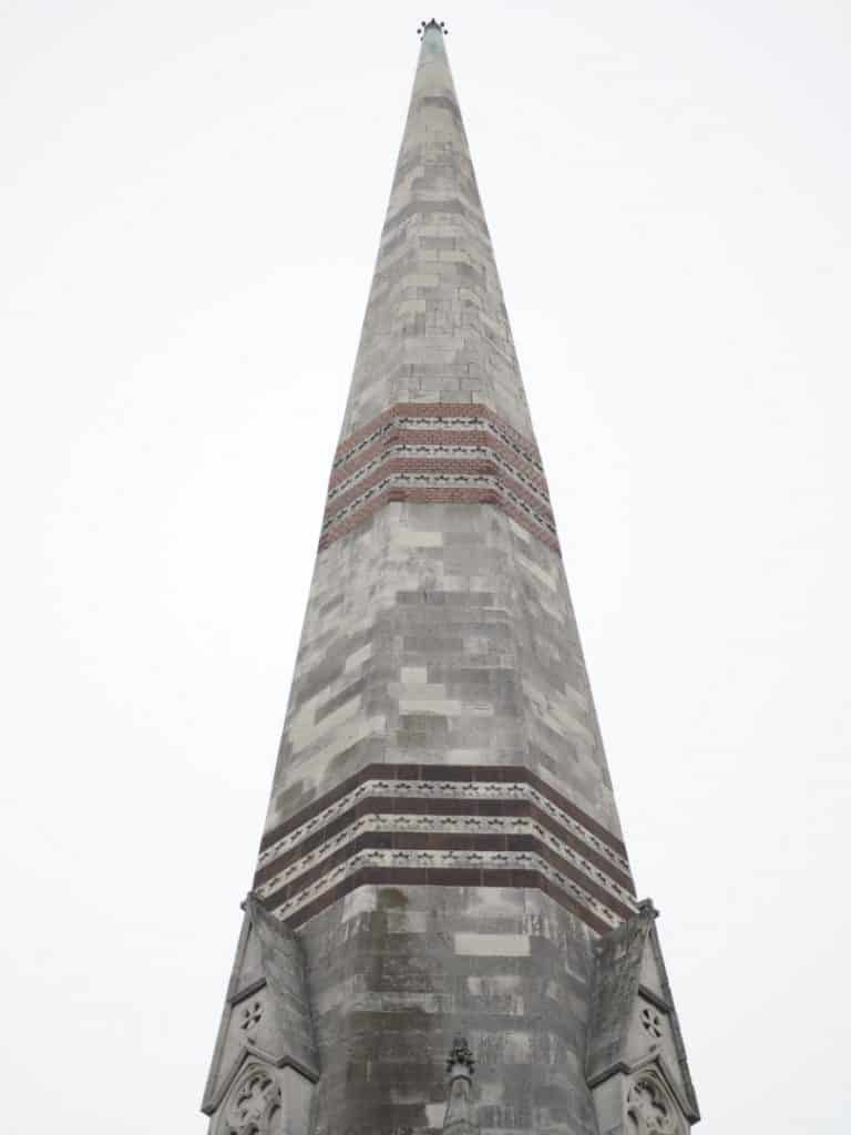 Strangest Church Steeples