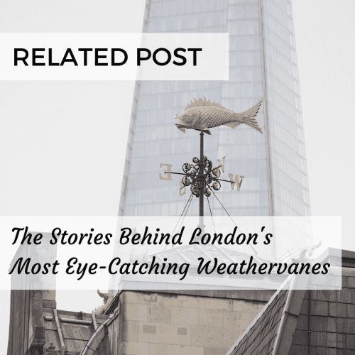 London's Strangest weathervanes