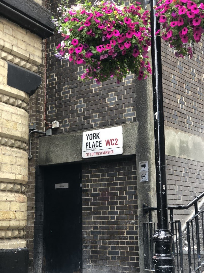 weird London street names