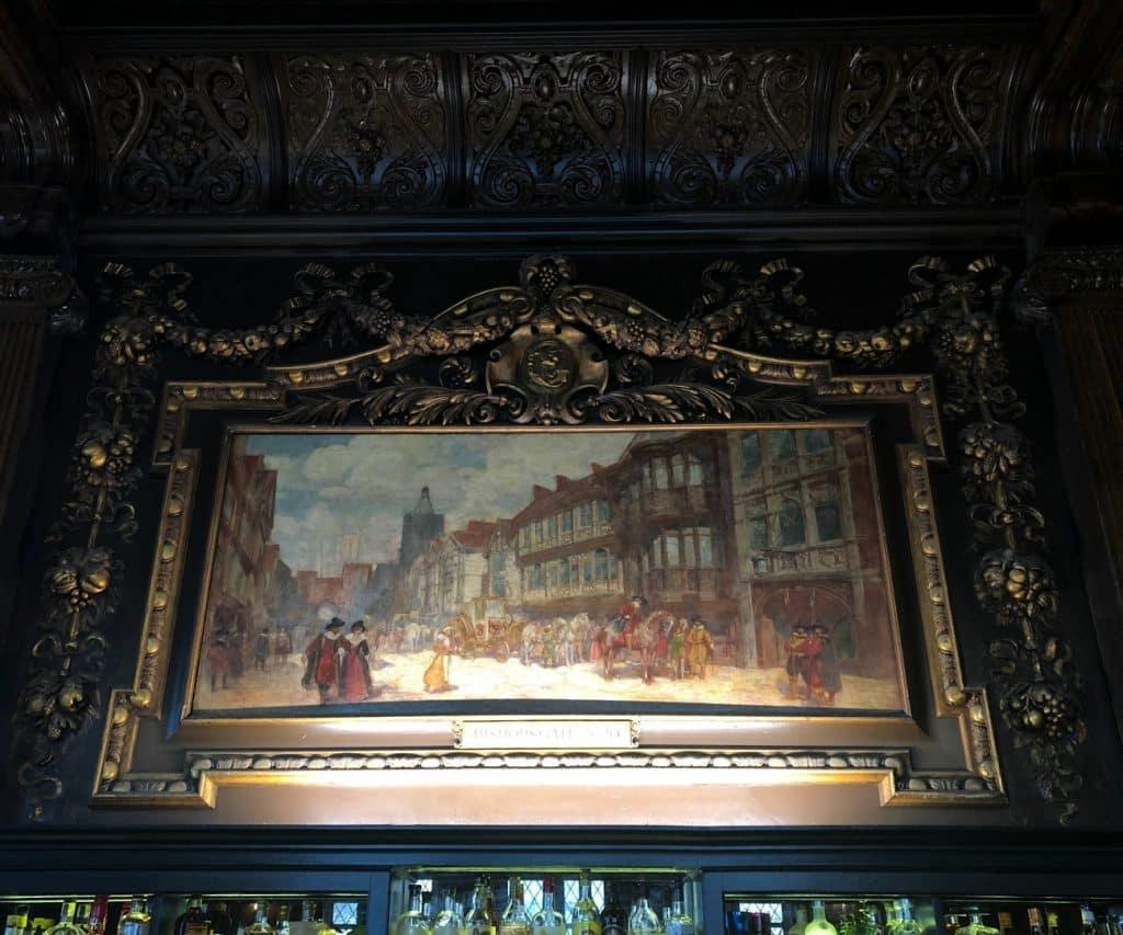 History Under Liverpool Street