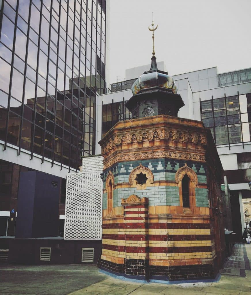 Turkish Baths Northumberland Avenue