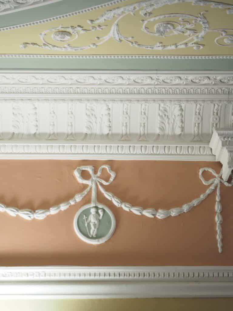 One Pembridge Square Ceiling