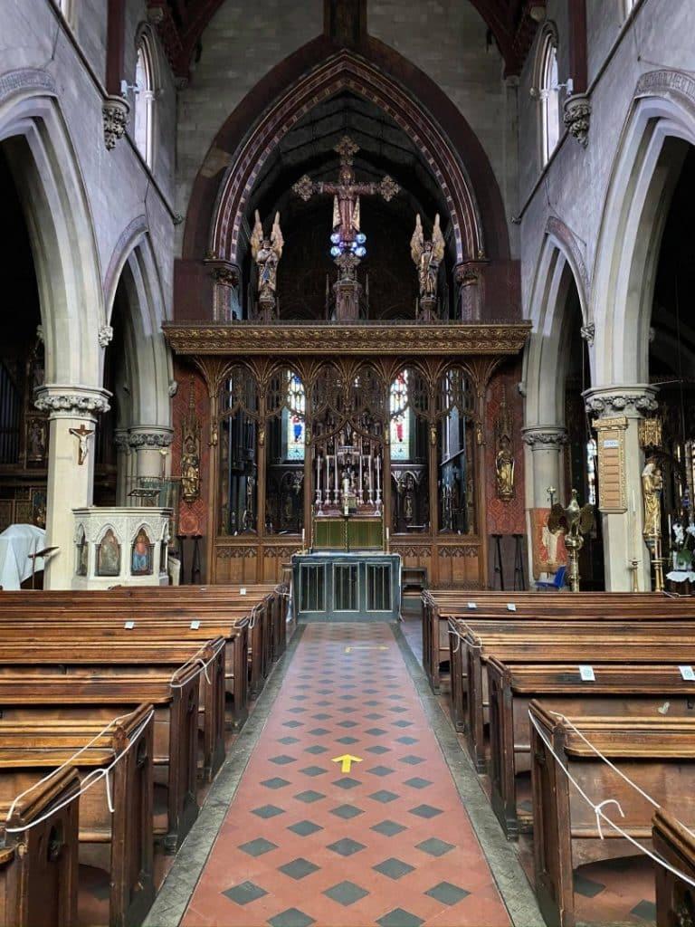Open House London - St Barnabas