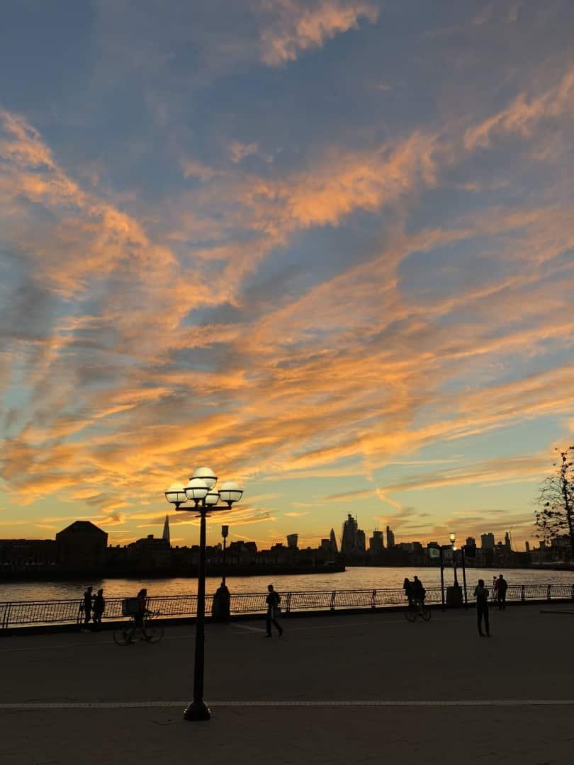 London Skyline Views