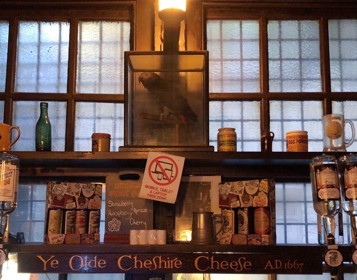 Inside London Pubs