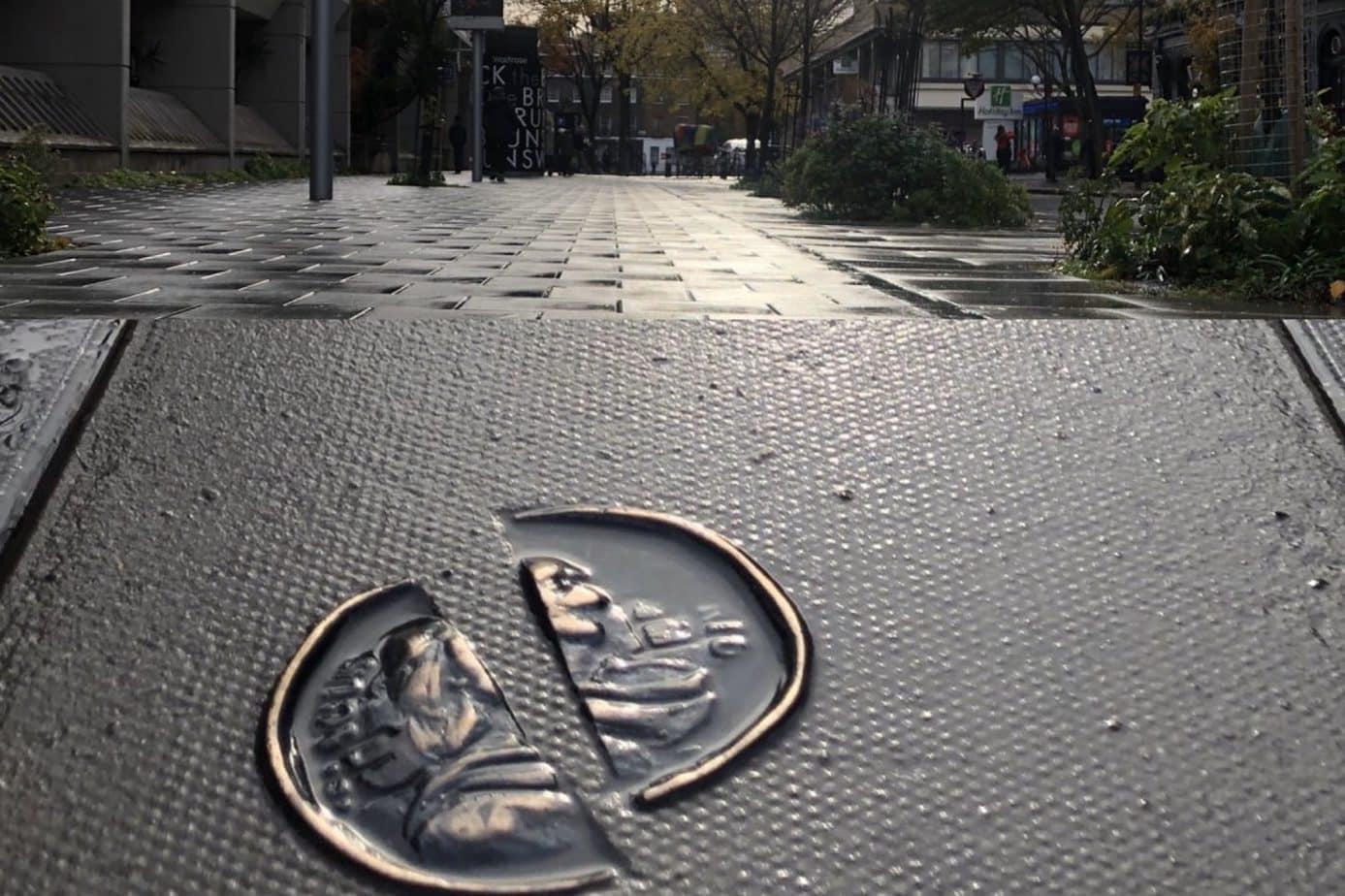 Marchmont Street Token Sculptures