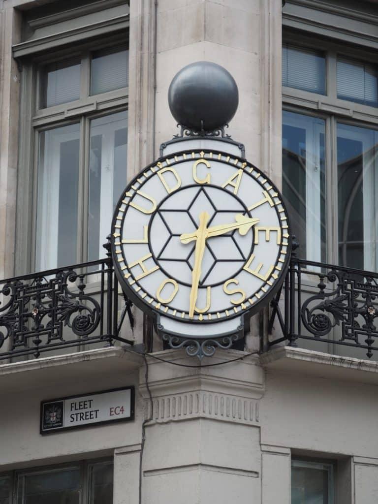Best London Clocks