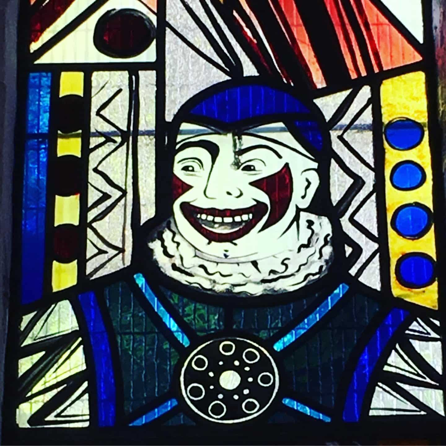 London Unusual Stained Glass