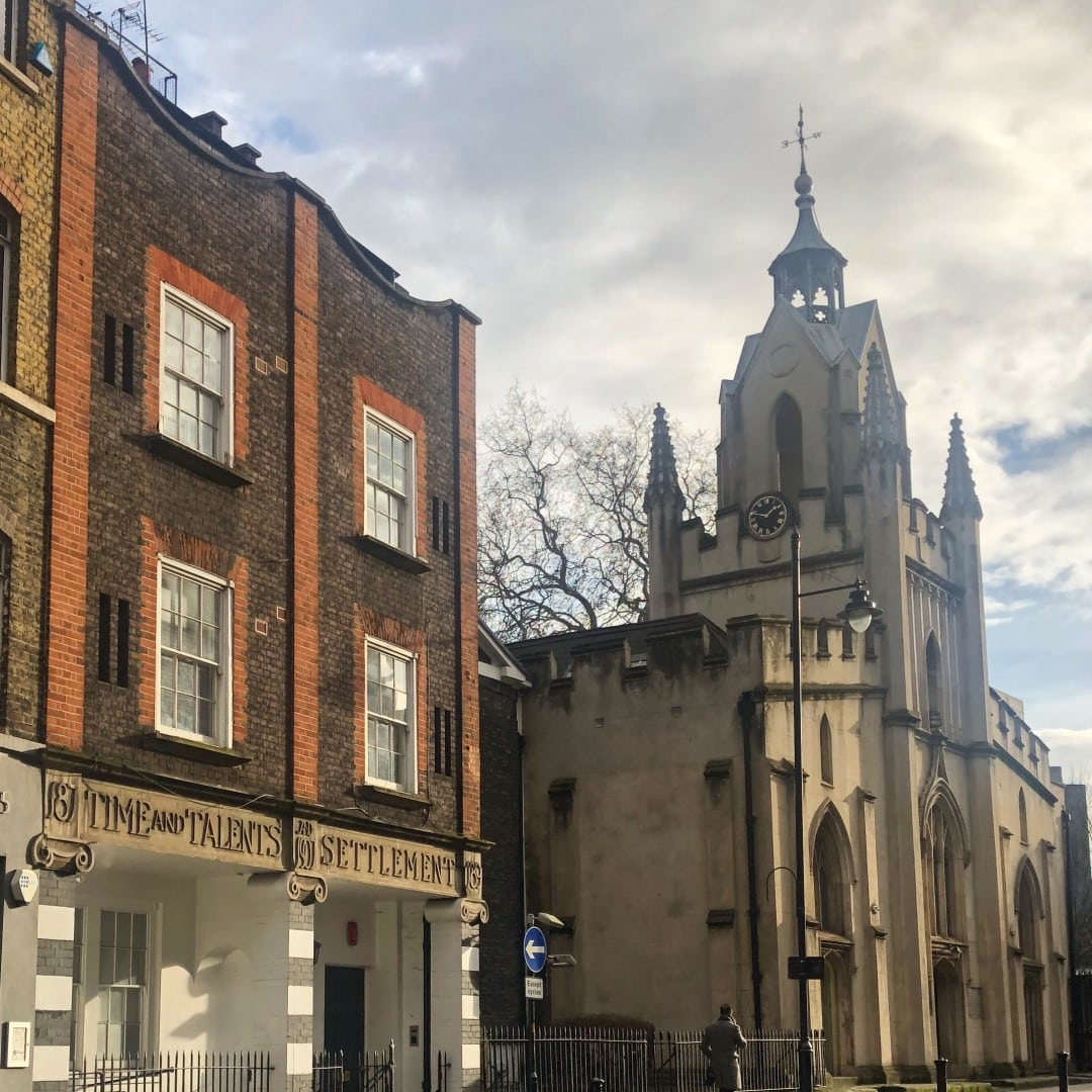 Bermondsey Walking Tour