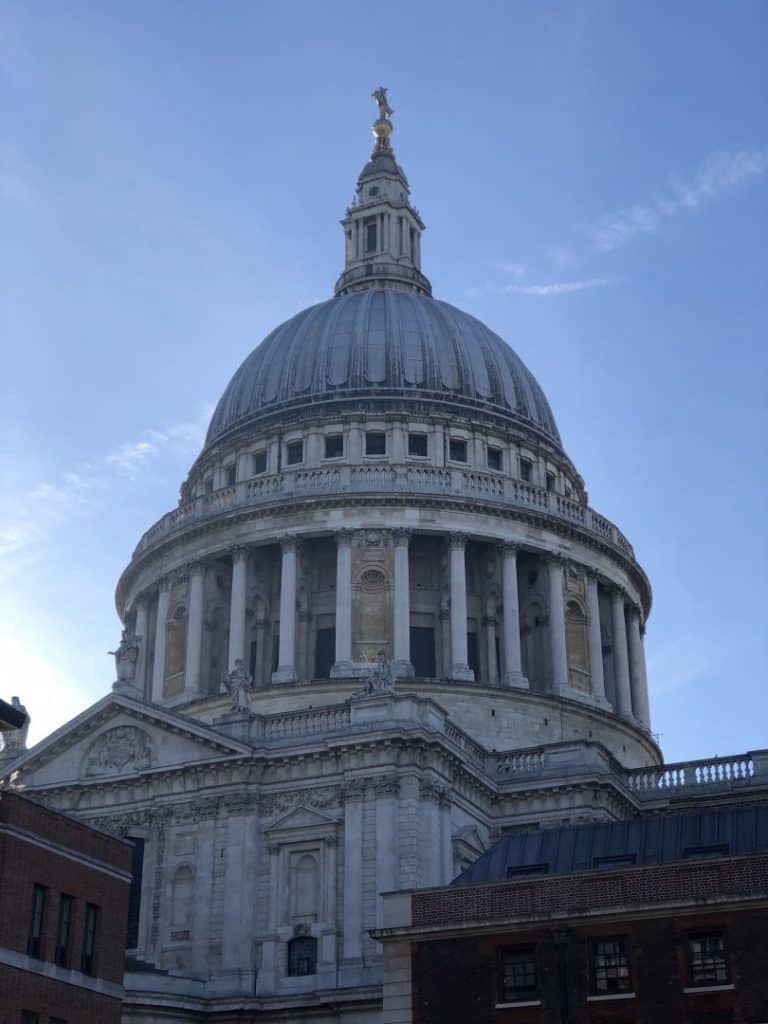 Behind the Scenes St Paul's Cathedral