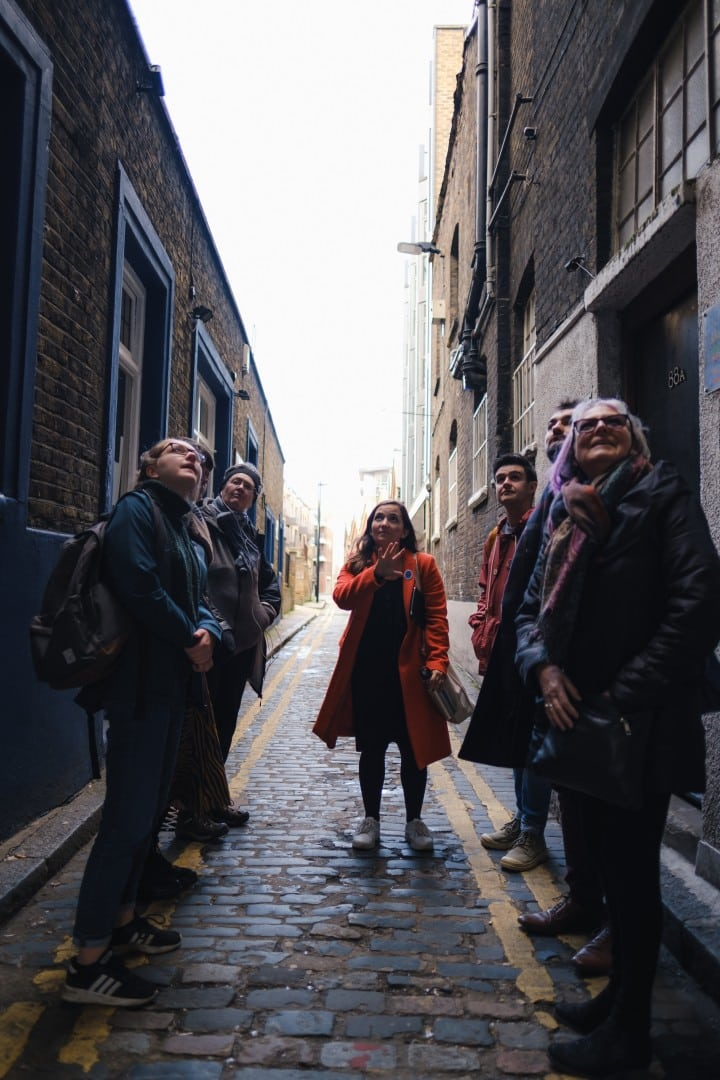 Feminist Jack the Ripper Tour