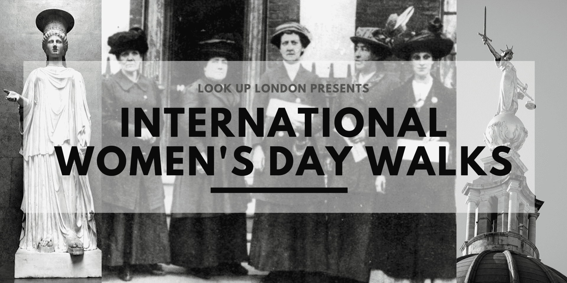 International Women's Day Walks