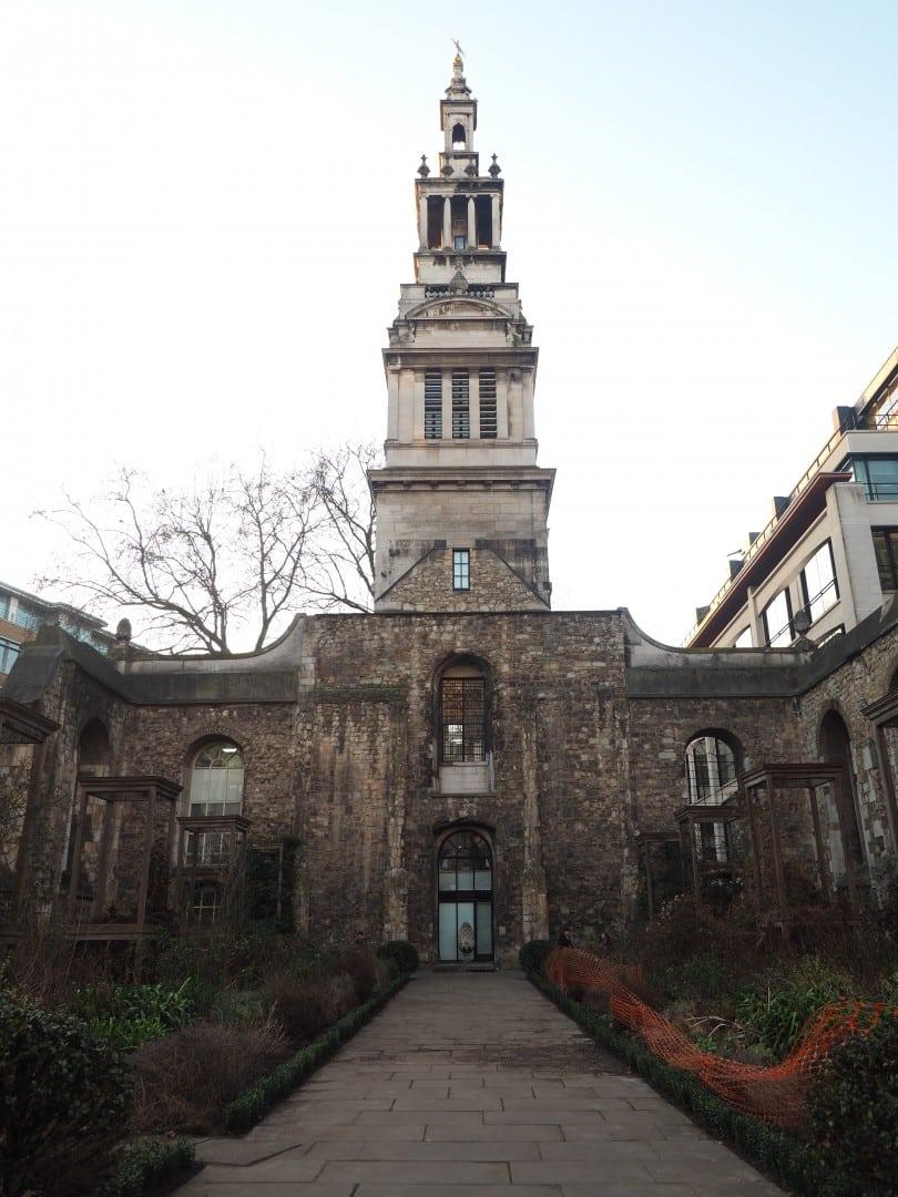 City Church Towers