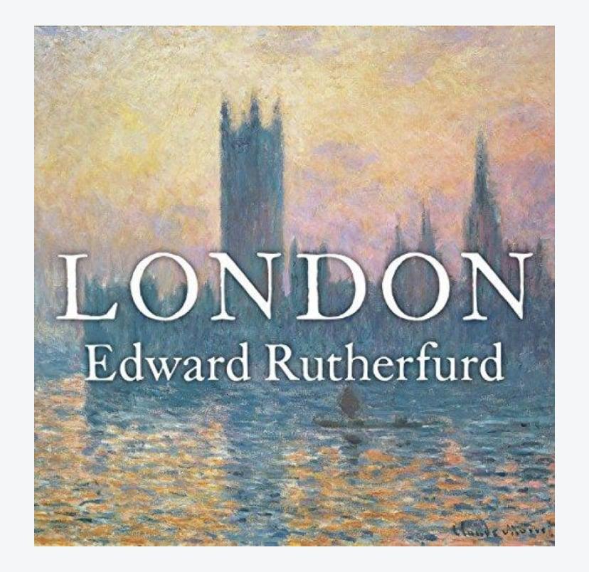 Best London History Books
