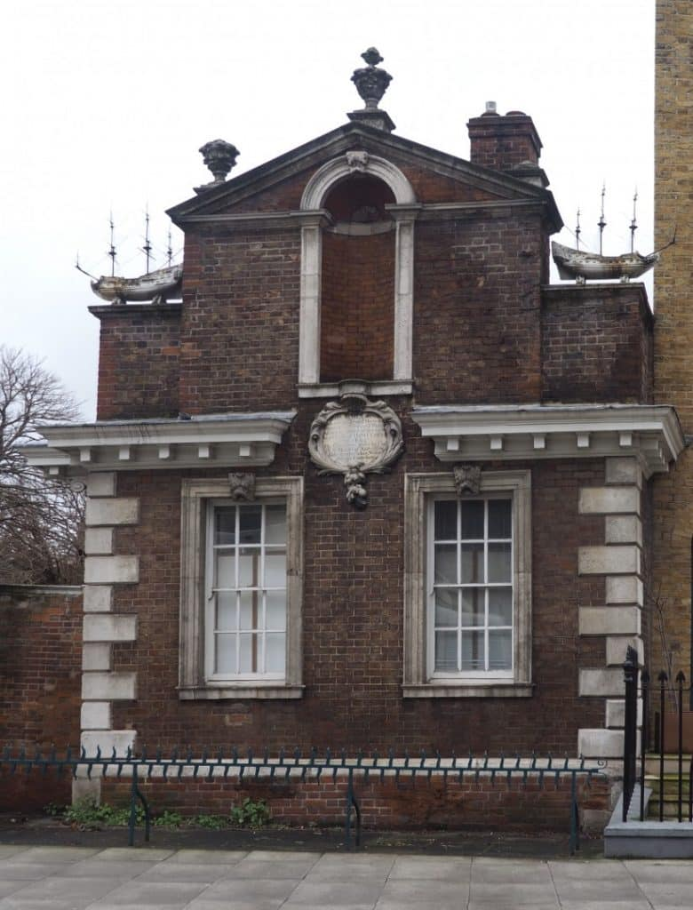 Trinity Green Almshouses