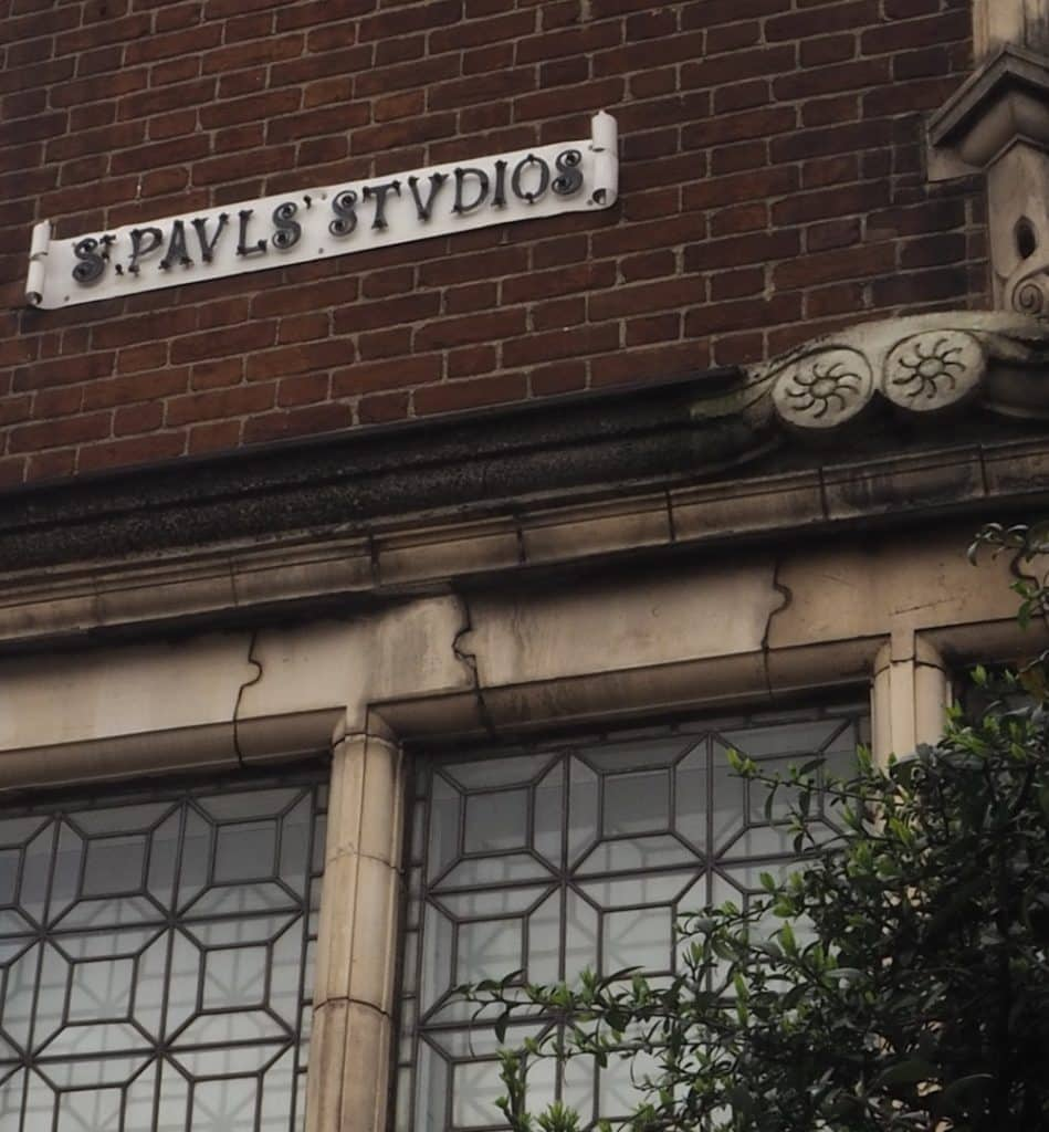 St Paul's Studios