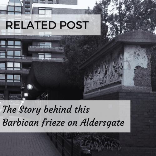 Hidden History Barbican
