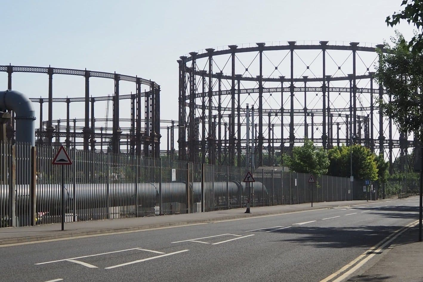 Bromley-by-Bow Gas Works Garden