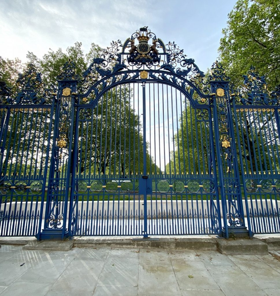 devonshire gates