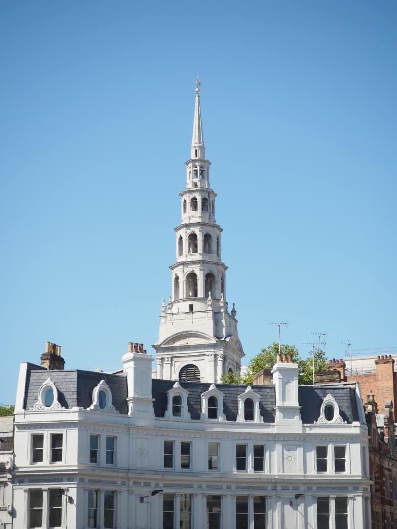 American History London St brides