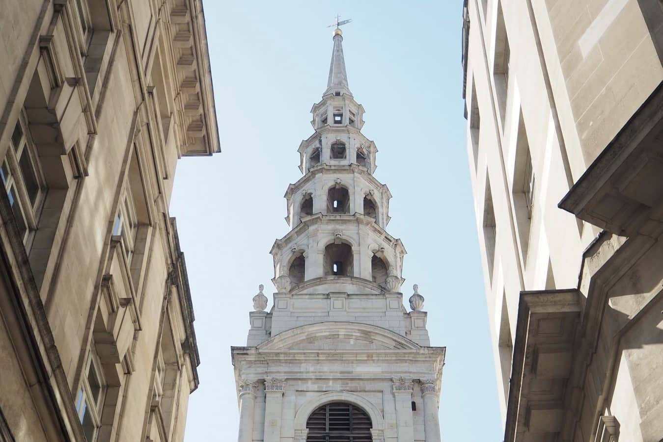 St Brides - American History London