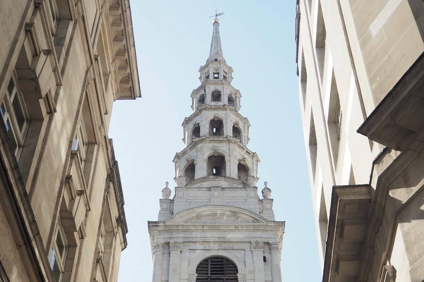 St Brides - American History London
