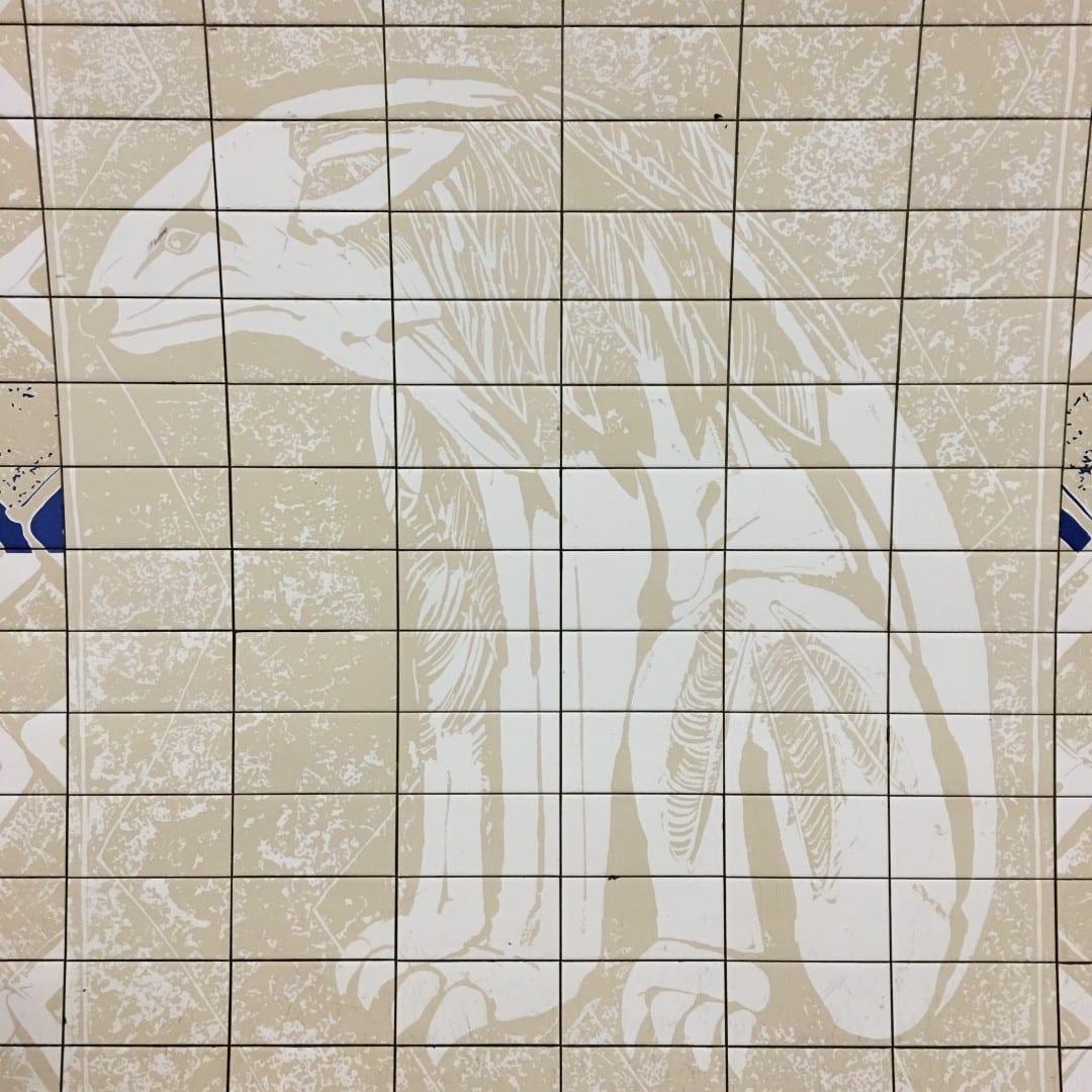London Underground Animals