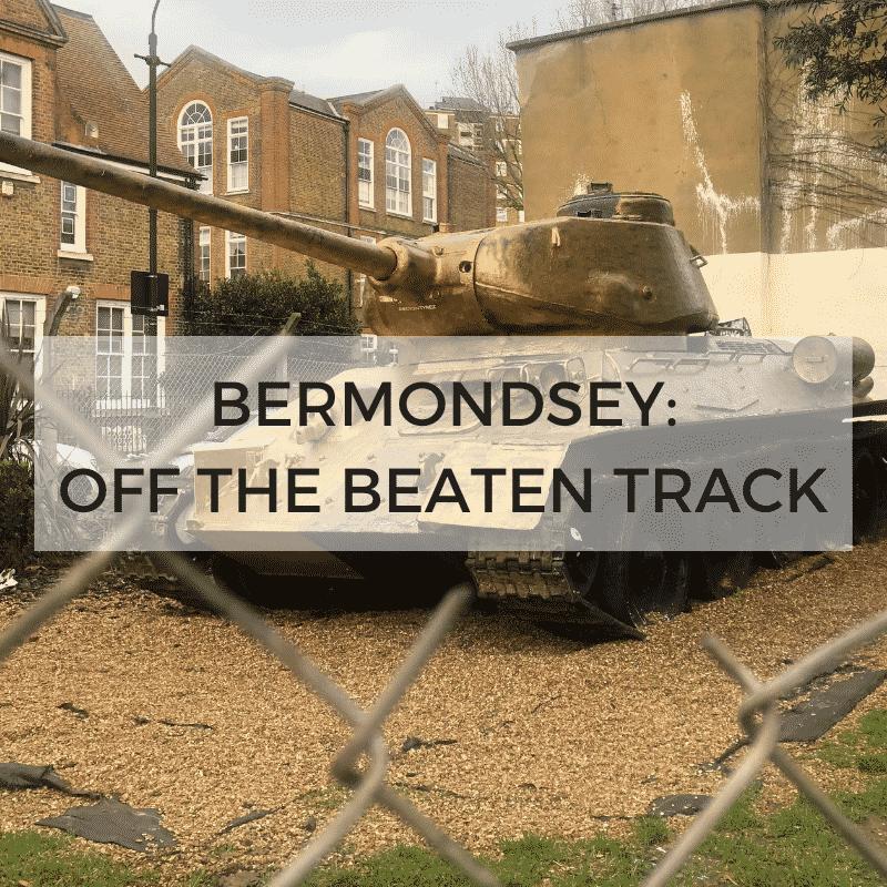 Bermondsey Walking Tour